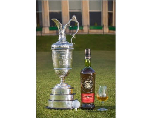 The Open Agrees High Profile Partnership With Loch Lomond Whiskies