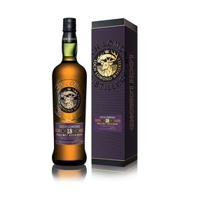 Loch Lomond 18YO 70cl 46% | Single Malt Scotch Whisky